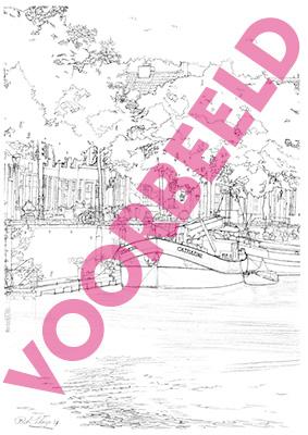 Kleurplaten Voor Volwassenen Boot.Kleurboeken Hh Productions